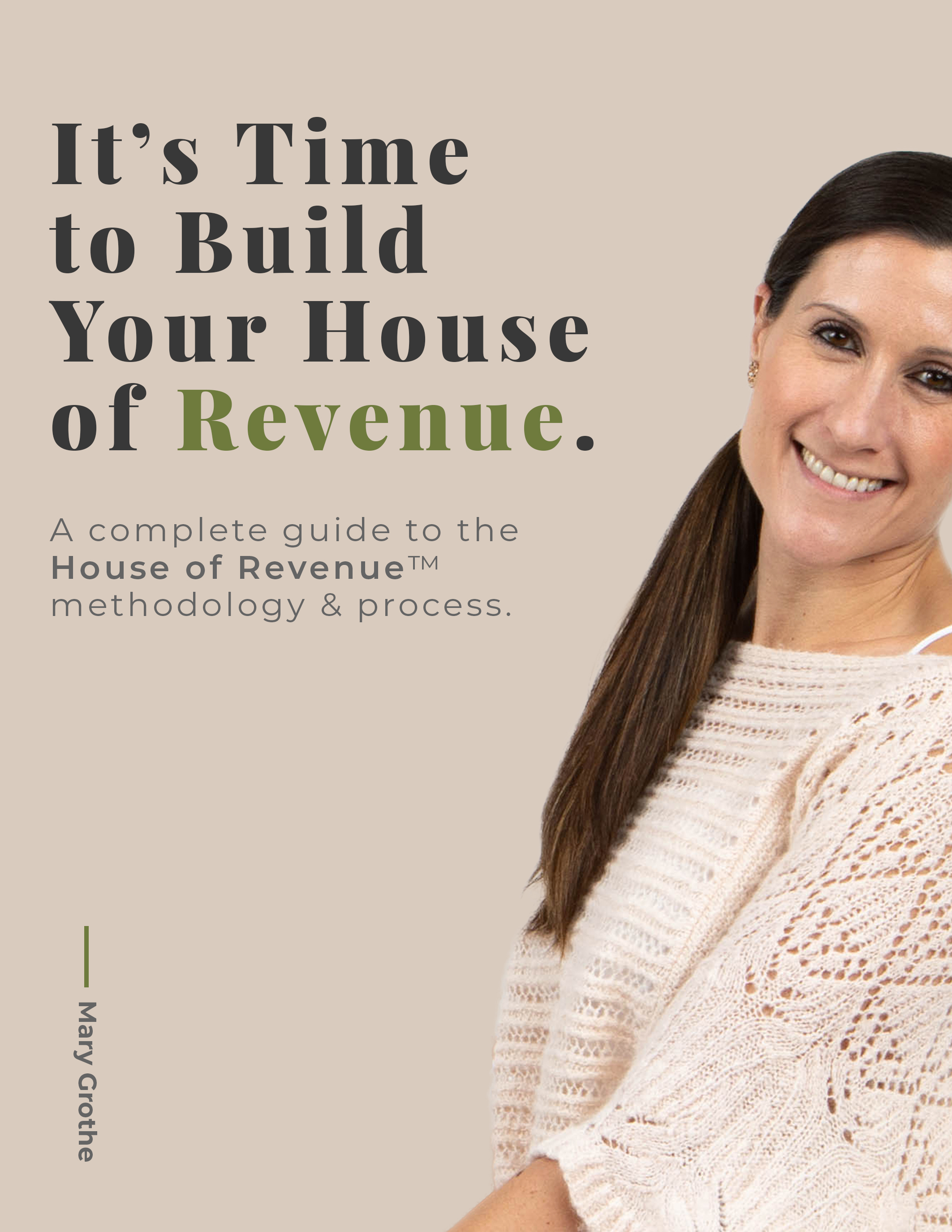 House of Revenue Methodology eBook Cover Page