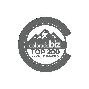 CO Biz Top 200 Private Companies Logo