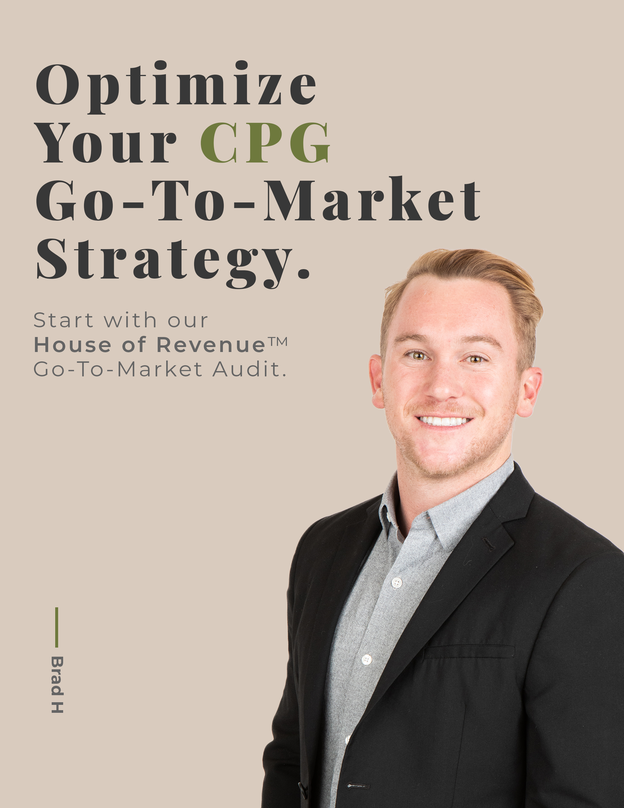 CPG GTM Audit Cover Page