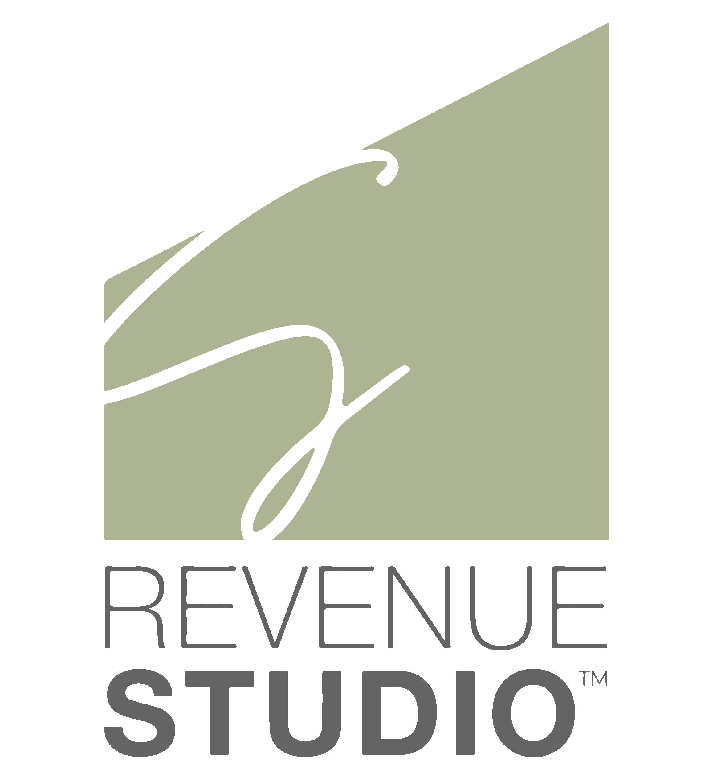 Rev Studio Logo - Light Green-Grey